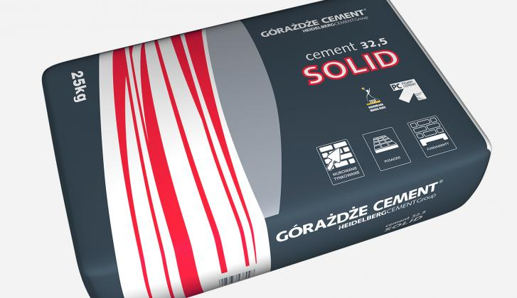 Cement Solid 32,5. Cement Profi 32,5a